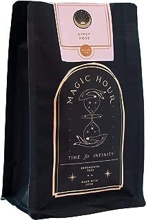 Magic Hour - Organic Gypsy Tea Classic 6 oz (80 cups) Loose Leaf 100% Natural (Gypsy Rose)