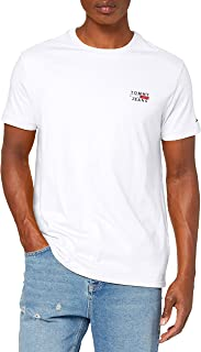 Tommy Jeans TJM Chest Logo tee Camiseta para Hombre