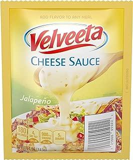 Velveeta Jalapeno Cheese Sauce, 4 oz Pouch