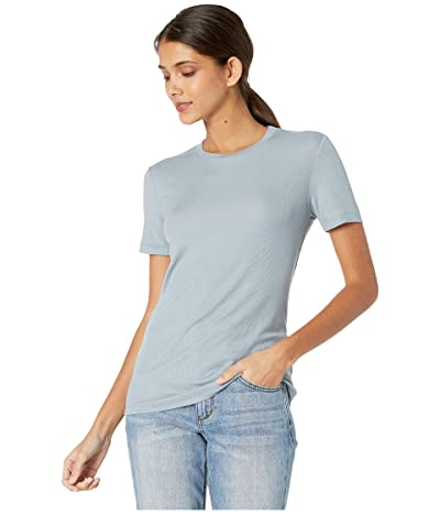 AG Adriano Goldschmied Gray Boy T-Shirt (Powder Sky) Women