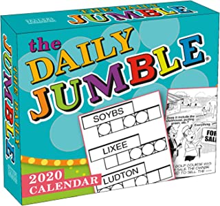 Best daily jumble puzzle Reviews