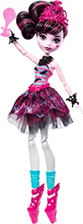 Monster High Ballerina Ghouls Draculaura Doll
