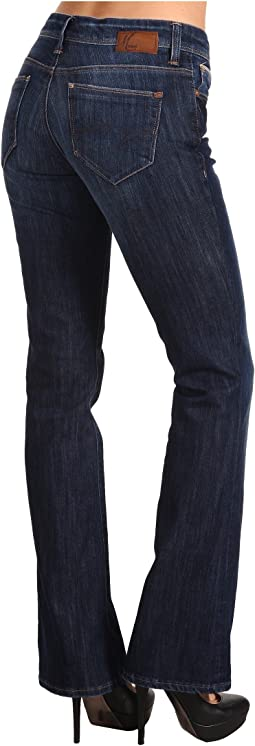 Molly Mid-Rise Bootcut in Indigo Bloomsbury