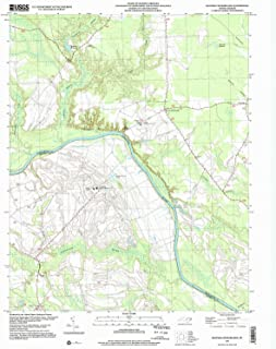 elevation map of boone nc