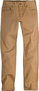 Levi's Boys' 511 Slim Fit Color Jeans