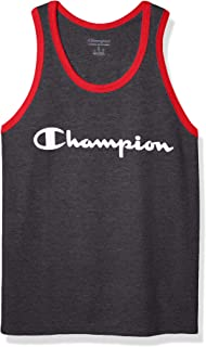 Champion Men's Classic Jersey Graphic Tank