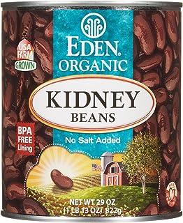 Eden Dark Red Kidney Beans - 29 oz - 12 pk