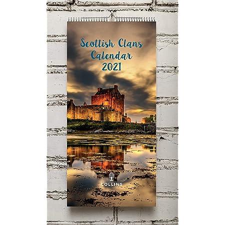 Collins Scottish Clans Calendar 2021
