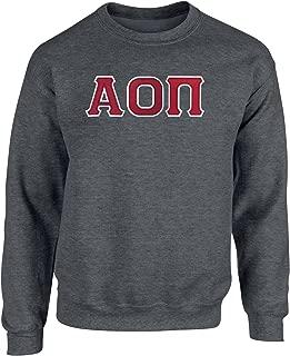 alpha omicron pi sweatshirt