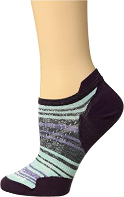 Smartwool PhD Run Ultra Light Striped Micro