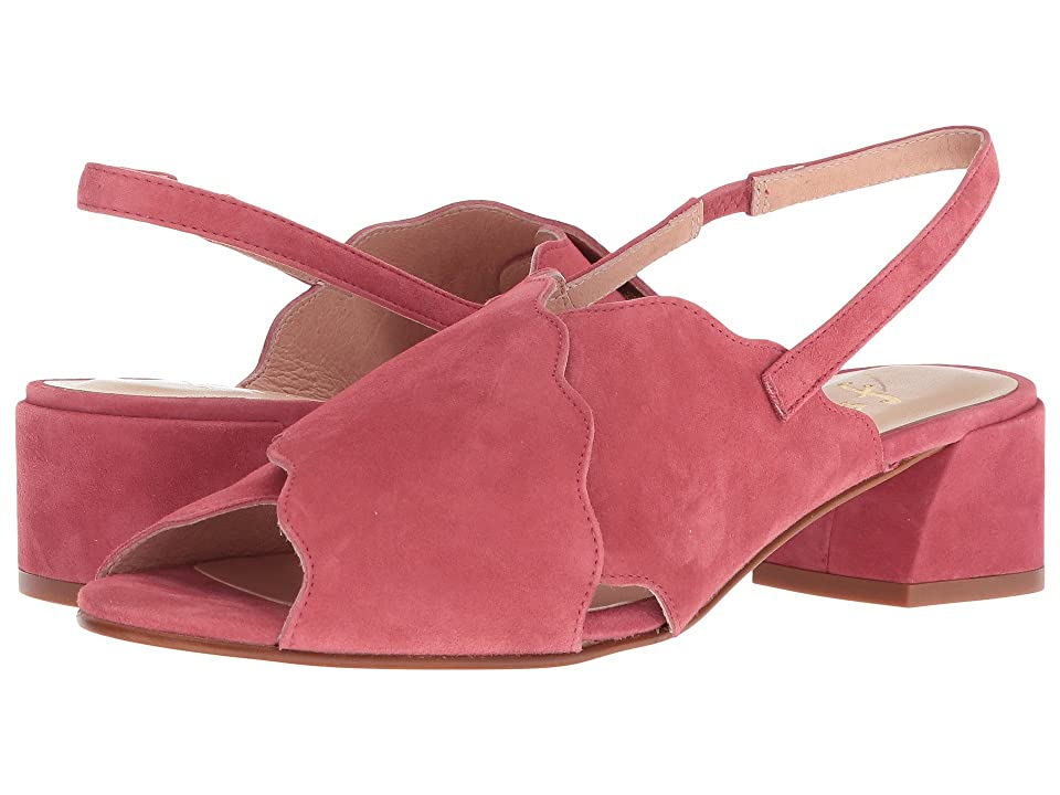 French Sole Bid 2 (Rose Suede) Women
