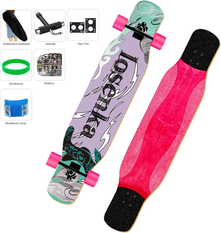国際ブランド LOSENKA 46 Inch 超特価SALE開催 Longboard Skateboard Complete Origin The Cruiser