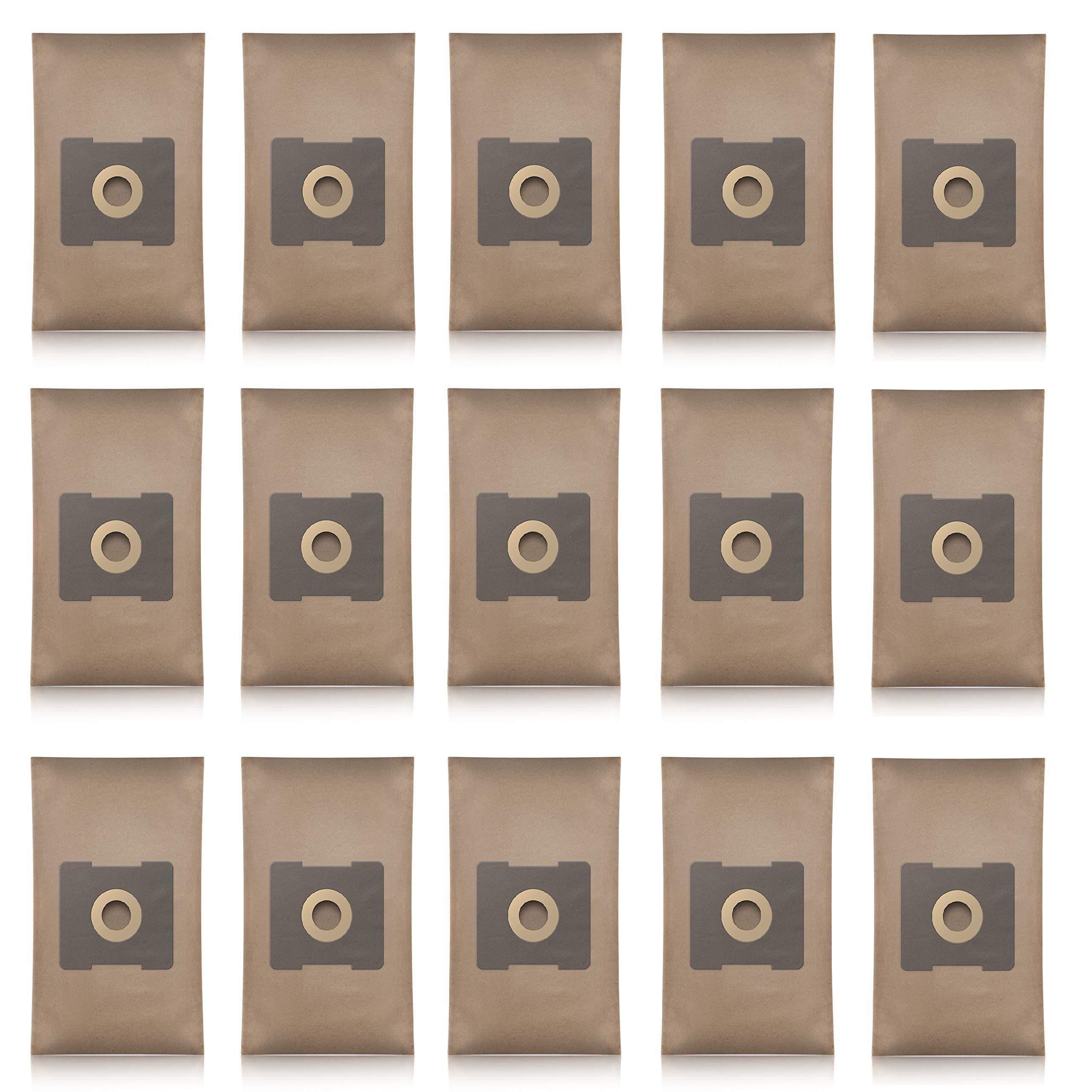Wessper 15x Bolsas para aspiradora Fagor VCE 371 (Papel): Amazon ...