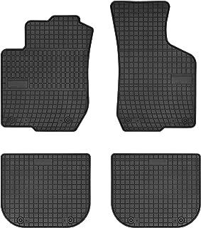 Frogum Alfombrilla de Goma 3D Inserto Flexible para el Maletero del autom/óvil 1 Pieza de Goma el/ástica Negra El tapete se Adapta Perfectamente para Citroen C4 I 2004-2010
