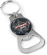 aminco Professional Bull Riders Bottle Opener Keychain
