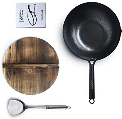 best wok for glass top stove