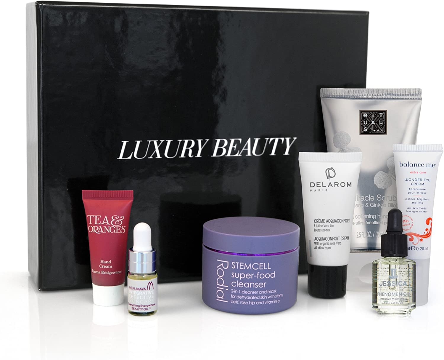 Luxury Beauty Box   FREE when you spend £20 on Beauty products ...