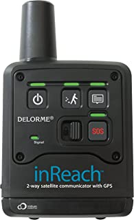 DeLorme AG-008373-201 inReach Two-Way Satellite Communicator for Android OS
