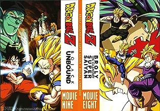 Dragon Ball Z // Bojack Unbound / Broly The Legendary Super Saiyan / 2 Movies