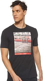 Under Armour UA BEGINNINGS-BLK Erkek T-Shirt