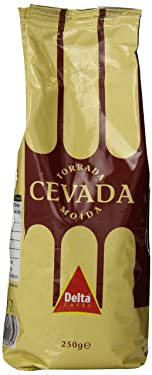 Delta Roasted Ground Barley Coffee Substitute Orzo Cevada Caffeine Free 250g
