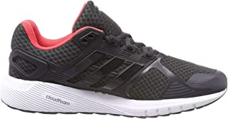 Duramo 8 Shoe Women's Running Shoes (9 US, Carbon/Carbon/Re)