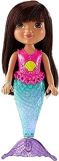 Fisher-Price Nickelodeon Dora & Friends, Sparkle and Swim Mermaid Dora