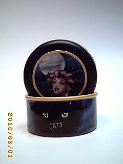 Cat's The Musical Trinket Box San Francisco Music Box Company Tune: Memory