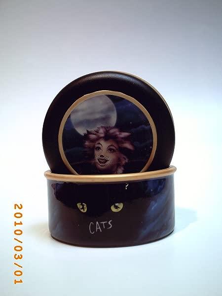Cat S The Musical Trinket Box San Francisco Music Box Company Tune Memory