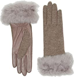 UGG - Smart Fabric Gloves w/ Toscana Trim
