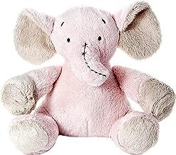 Mousehouse Gifts Doudou elefante rosa soffice per confortare del neonata