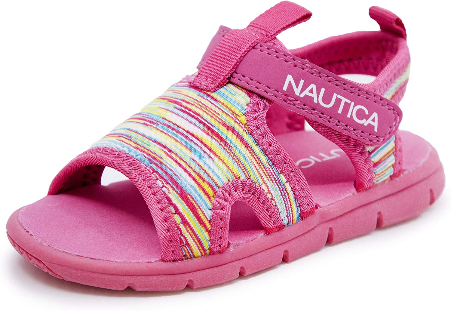 Nautica Max 41% OFF Kids Sports Sandals - Water Toe Athletic Summ Open Shoes Max 73% OFF