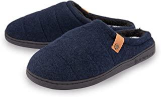 Dunlop Mens Finlay Mule Slippers MTO - Navy - UK 9