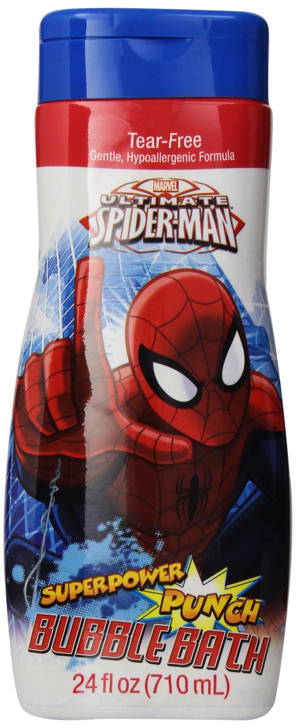 Marvel Spider Bubble Bath Ounce