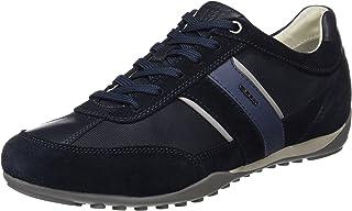 Geox U Wells C, Sneaker Homme