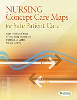 Nursing Concept Care Maps for Safe Patient Care