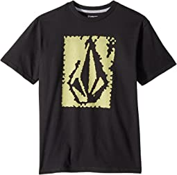 Volcom Kids Pixel Stone Short Sleeve Tee (Big Kids)