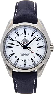 Omega Seamaster Mechanical (Automatic) White Dial Mens Watch 231.92.43.22.04.001 (Certified Pre-Owned)