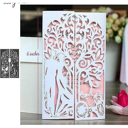 estarcido color plateado tarjetas de papel troqueles de corte de metal para ventanas manualidades manualidades /álbumes de recortes Troqueles para hacer tarjetas