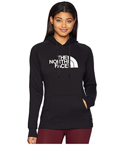 The North Face Half Dome Pullover Hoodie (TNF Black/TNF White) Women