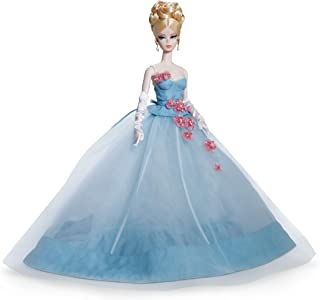 Barbie Signature Bfmc Platinum Muñeca de colección