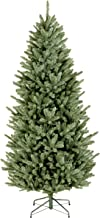 National Tree Company Artificial Christmas Tree Includes Stand | Fraser Fir Slim-7 ft