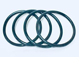 Heintz Replacement Viton O-Ring for VP Racing Fuels 3042 Jug Caps, 4 Pack