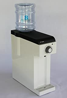 H-Cure Hydrogen Water Generator by Zontos for 1.5 to 1.6 ppm Infused Diatomic Hydrogen (H2) in your Drinking Water using Hydrogen Direct Module Technology