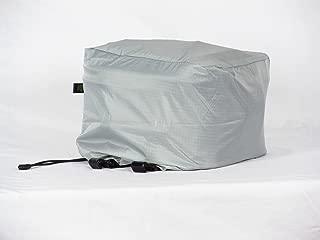 Wolfman Luggage M804 - Rain Cover-Peak Tail Bag