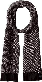 Original Penguin Men's Birdseye Knit Scarf