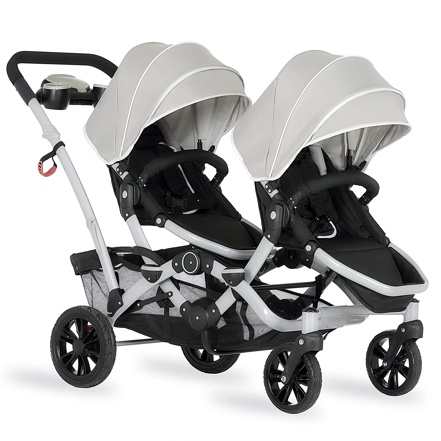 Dream On Me New mail Product order Track Tandem Stroller- Edition Face to Ligh in