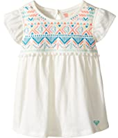 Roxy Kids - Heart Treasurer Top (Toddler/Little Kids/Big Kids)
