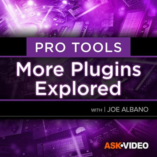 More Plugins Course For Pro Tools by Ask.Video