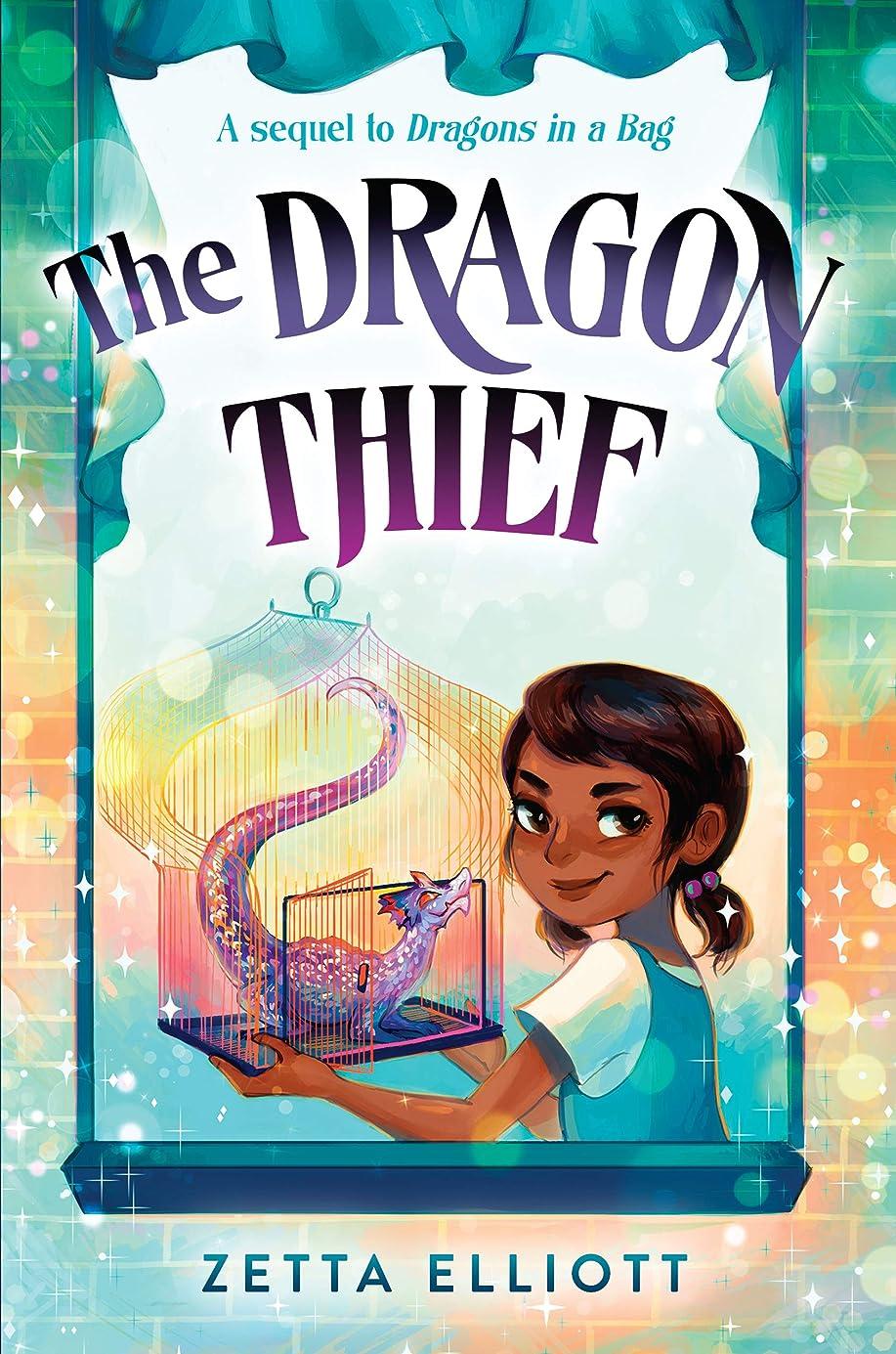 手中に特別なThe Dragon Thief (Dragons in a Bag Book 2) (English Edition)